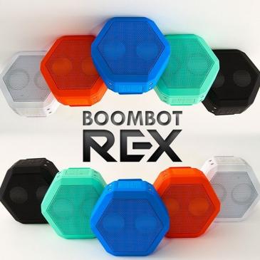 Ya disponibles los nuevos BoomBot REX