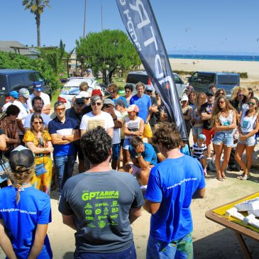 GP Tarifa Windsurfing con S-tream y Sportlink.es